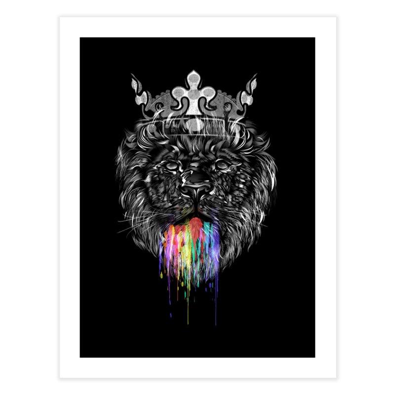 Wild King   by dandingeroz's Artist Shop