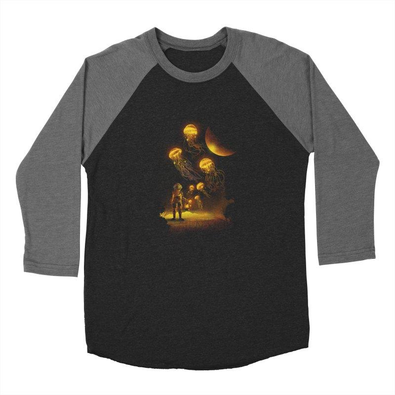Deep Space Diver Women's Longsleeve T-Shirt by dandingeroz's Artist Shop