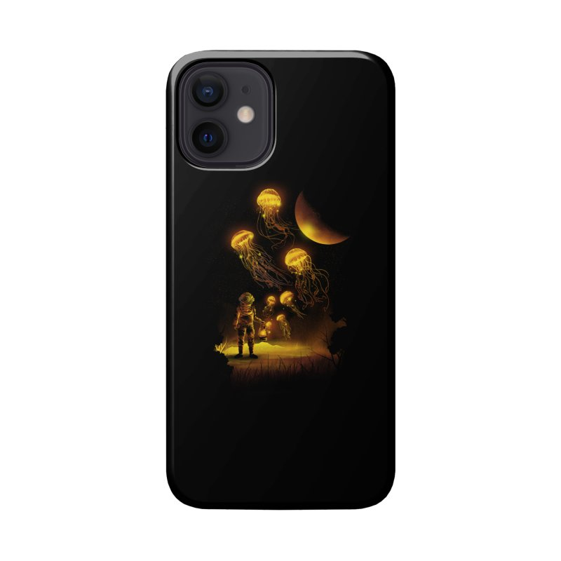 Deep Space Diver Accessories Phone Case by dandingeroz's Artist Shop