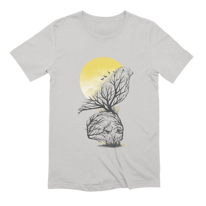 Time Will Come Men's T-Shirt by dandingeroz's Artist Shop