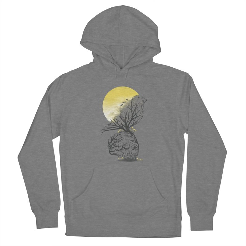 Time Will Come Women's Pullover Hoody by dandingeroz's Artist Shop