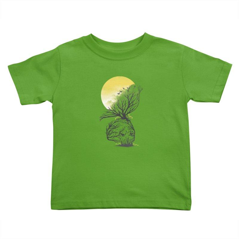 Time Will Come Kids Toddler T-Shirt by dandingeroz's Artist Shop