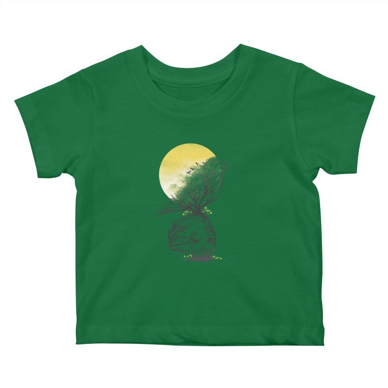 Time Will Come Kids Baby T-Shirt by dandingeroz's Artist Shop