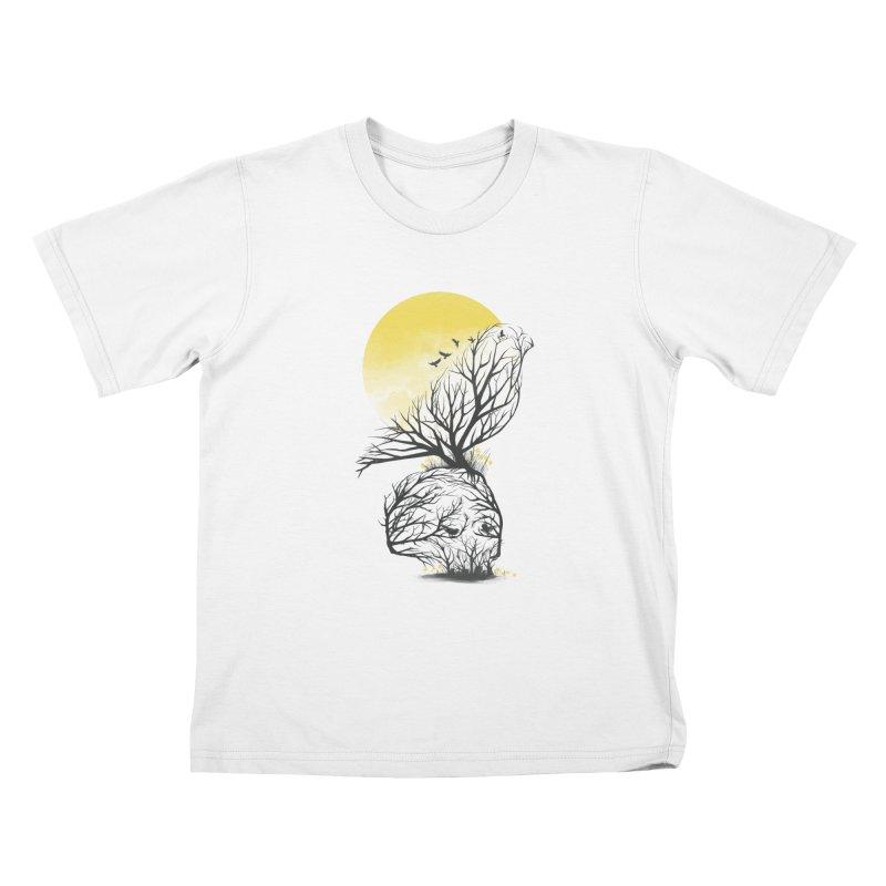 Time Will Come Kids T-Shirt by dandingeroz's Artist Shop