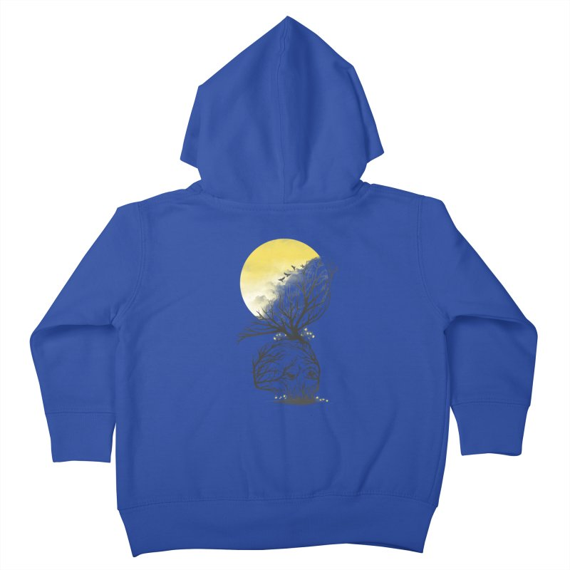 Time Will Come Kids Toddler Zip-Up Hoody by dandingeroz's Artist Shop