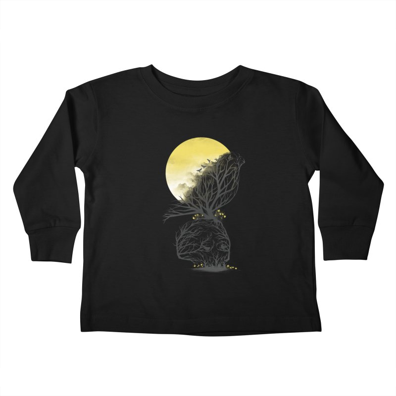 Time Will Come Kids Toddler Longsleeve T-Shirt by dandingeroz's Artist Shop