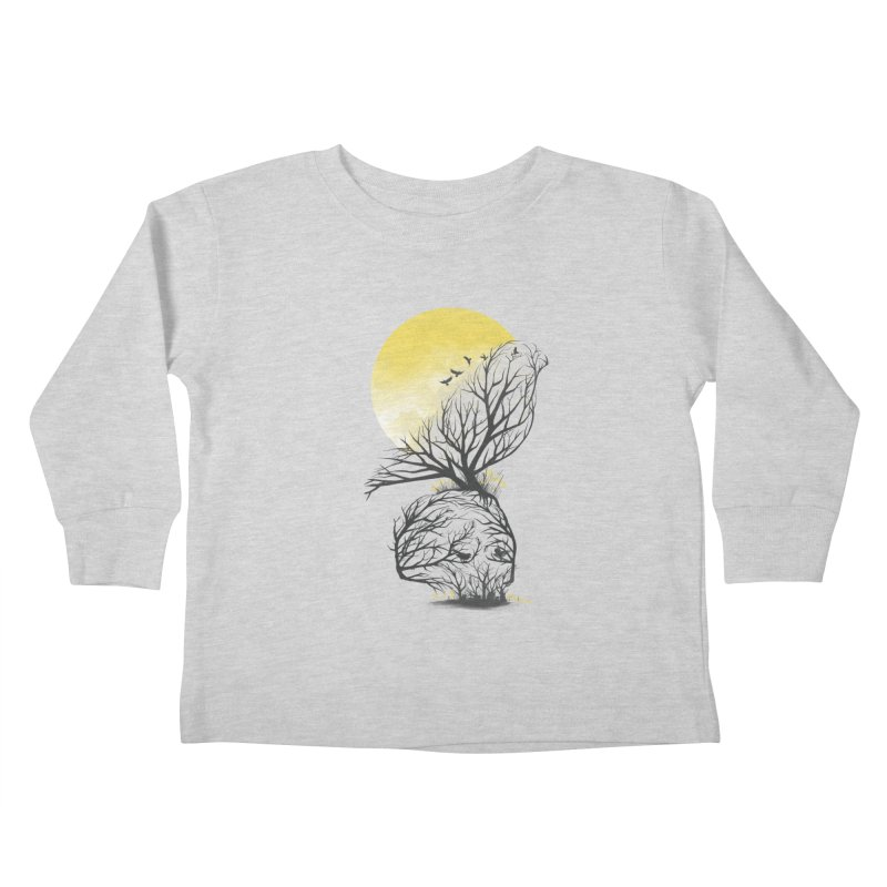 Time Will Come Kids Toddler Longsleeve T-Shirt by dandingeroz's Artist Shop