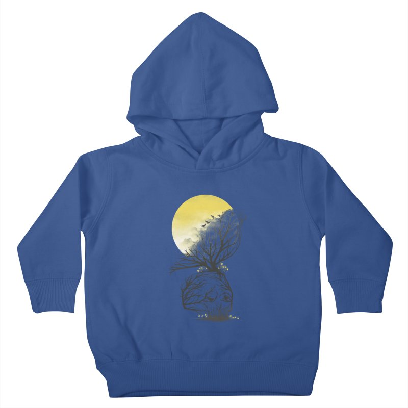 Time Will Come Kids Toddler Pullover Hoody by dandingeroz's Artist Shop