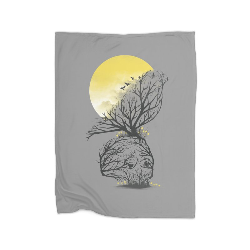 Time Will Come Home Blanket by dandingeroz's Artist Shop