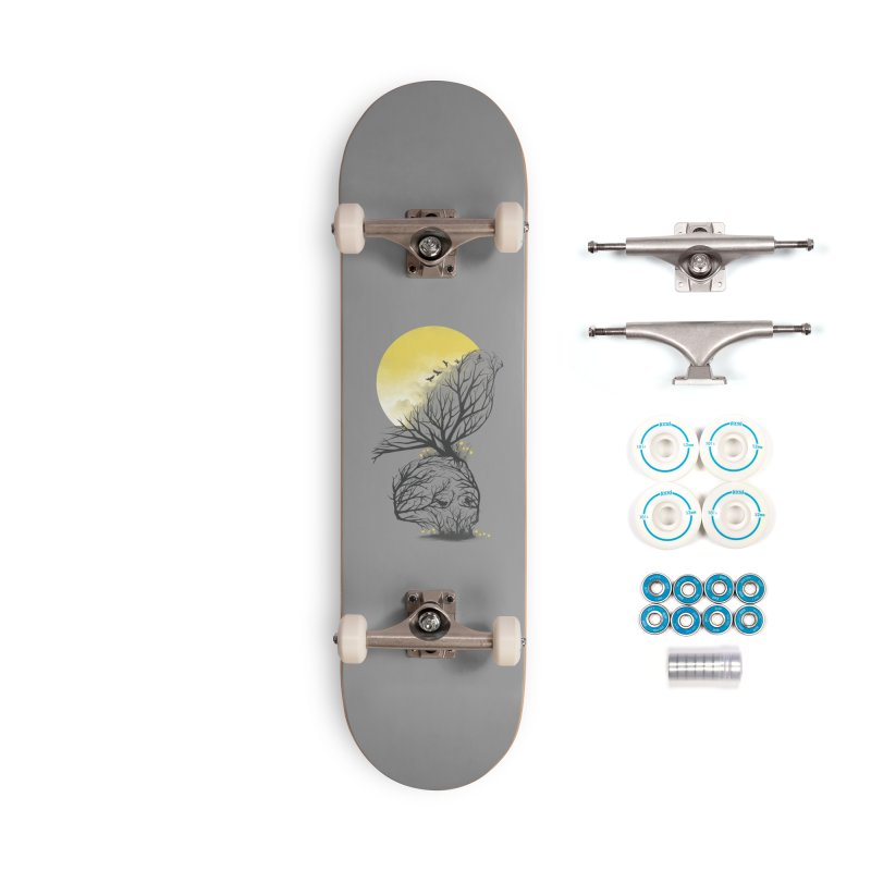 Time Will Come Accessories Skateboard by dandingeroz's Artist Shop