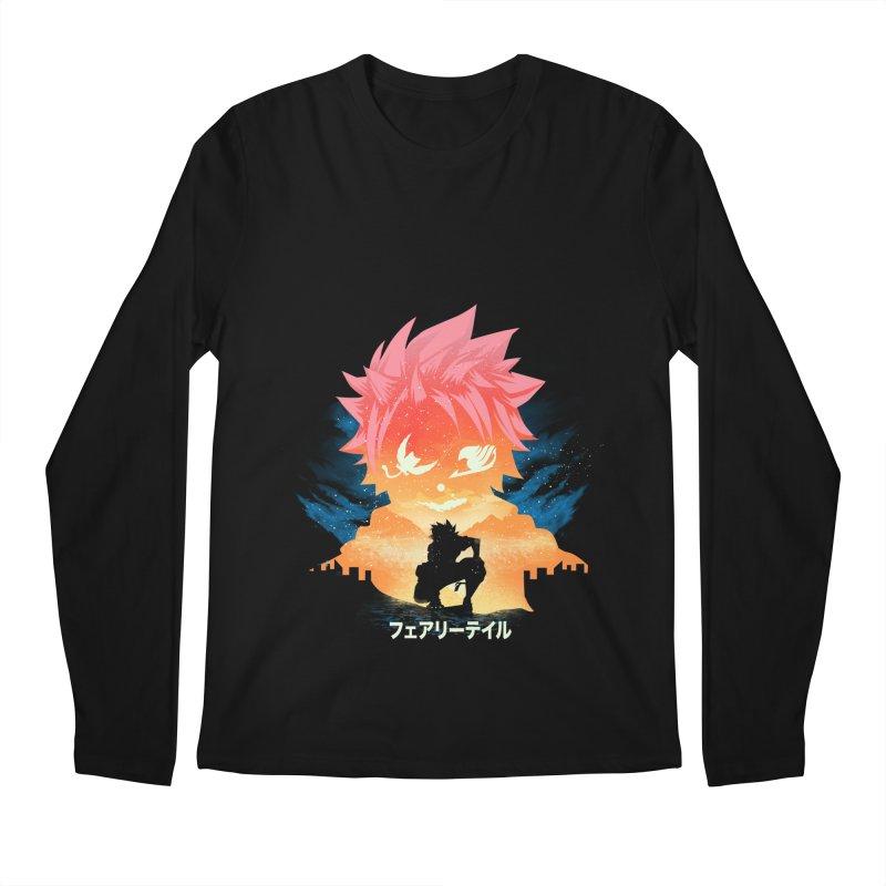 Fairy Hero Men's Longsleeve T-Shirt by dandingeroz's Artist Shop