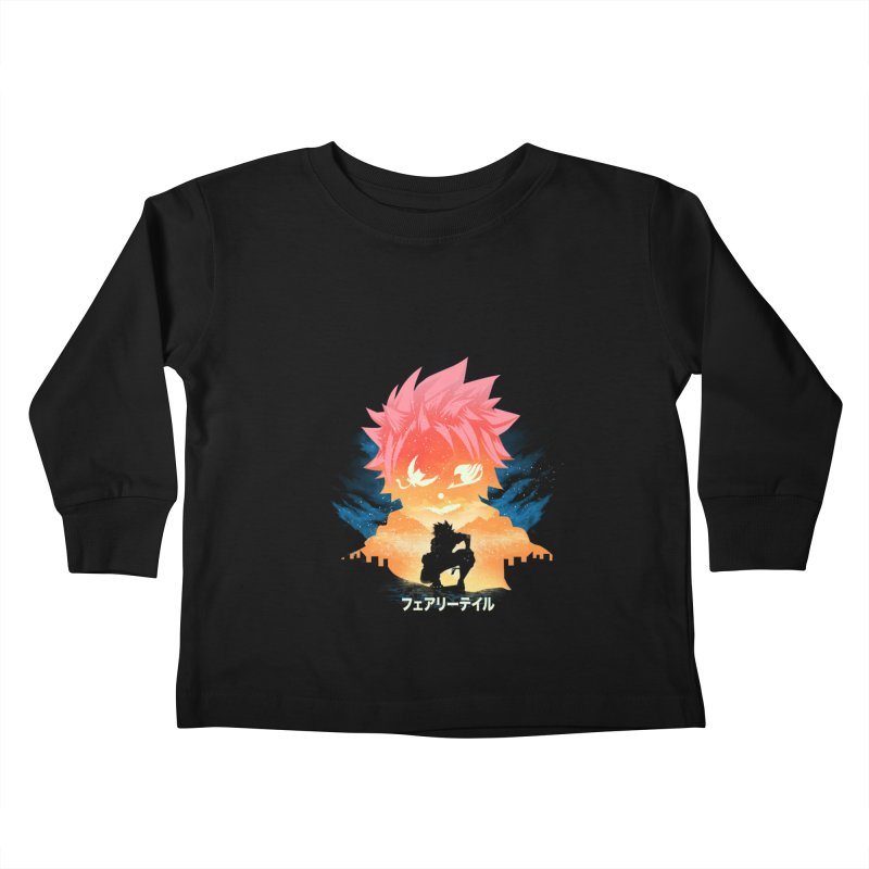 Fairy Hero Kids Toddler Longsleeve T-Shirt by dandingeroz's Artist Shop