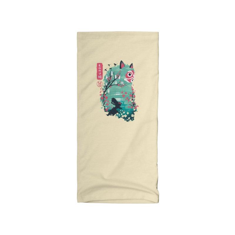 Ukiyo e Princess Accessories Neck Gaiter by dandingeroz's Artist Shop