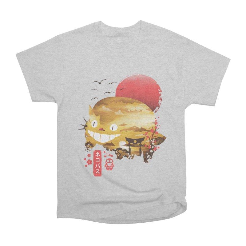 Ukiyo e Cat Men's T-Shirt by dandingeroz's Artist Shop