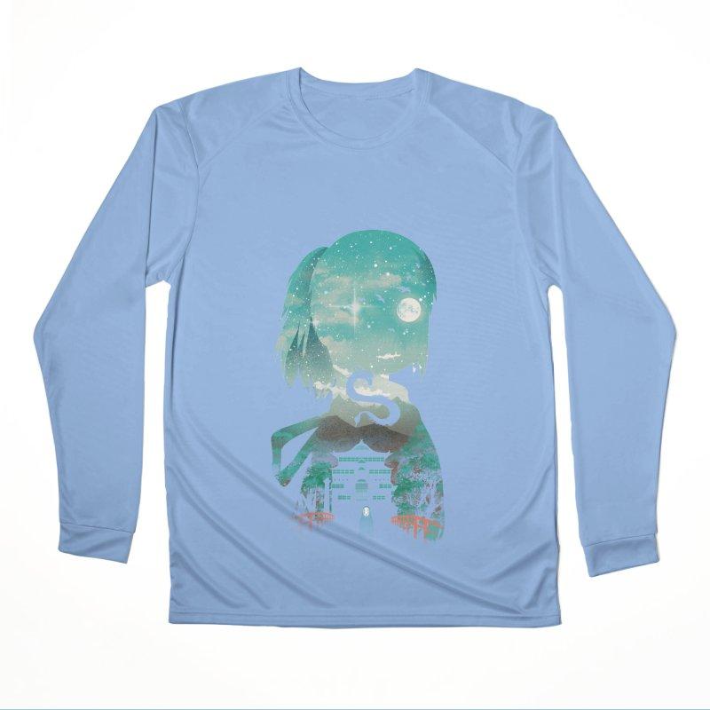 River Flows In You Men's Longsleeve T-Shirt by dandingeroz's Artist Shop