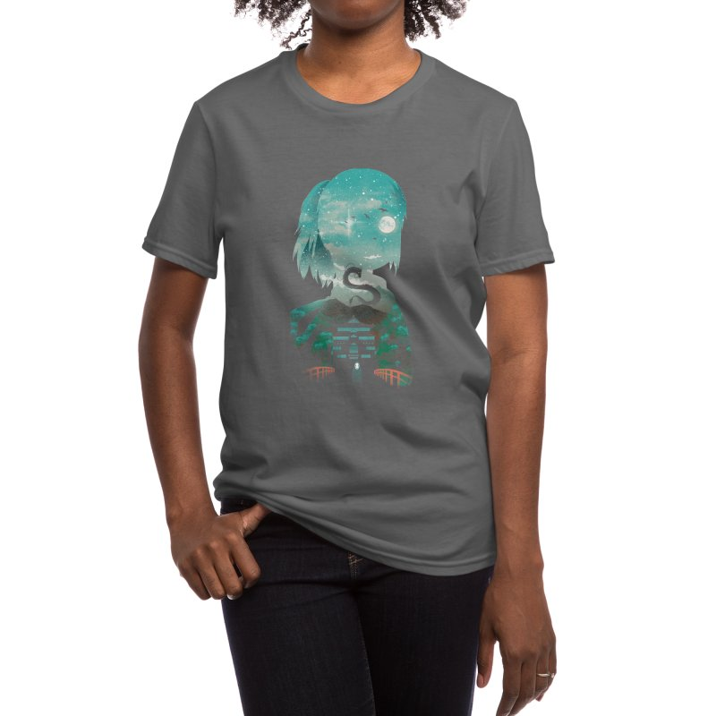 River Flows In You Women's T-Shirt by dandingeroz's Artist Shop