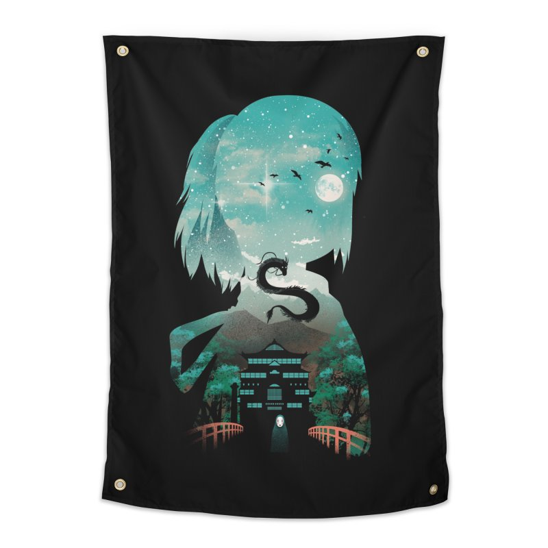 River Flows In You Home Tapestry by dandingeroz's Artist Shop