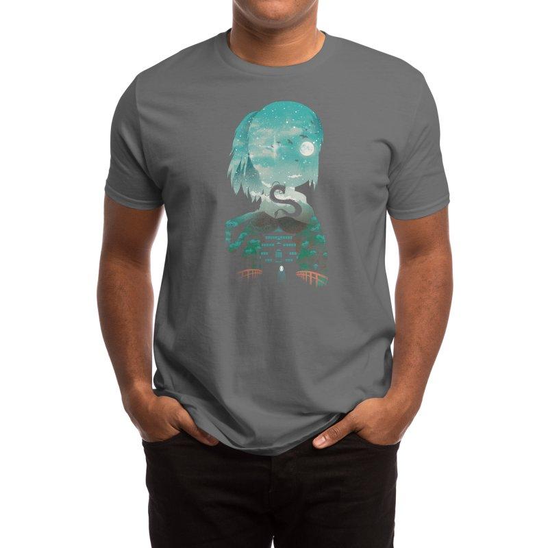 River Flows In You Men's T-Shirt by dandingeroz's Artist Shop