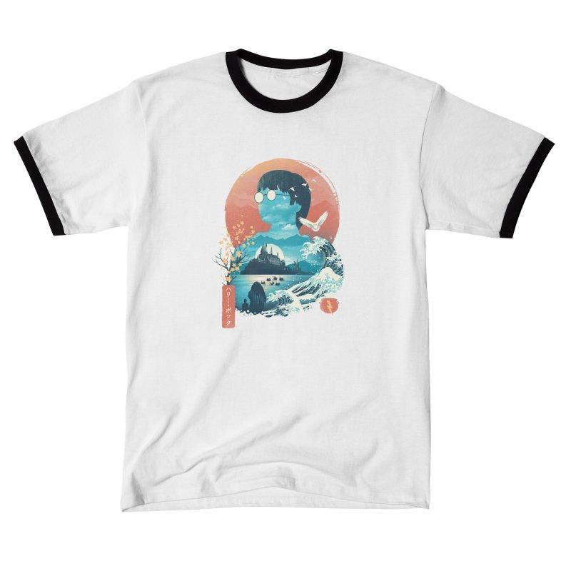 Magical World Edo Women's T-Shirt by dandingeroz's Artist Shop