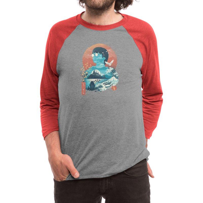 Magical World Edo Men's Longsleeve T-Shirt by dandingeroz's Artist Shop