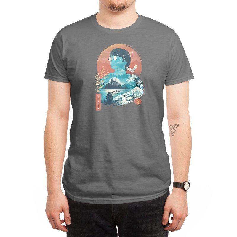 Magical World Edo Men's T-Shirt by dandingeroz's Artist Shop