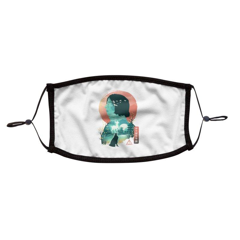 Always Ukiyo E Accessories Face Mask by dandingeroz's Artist Shop