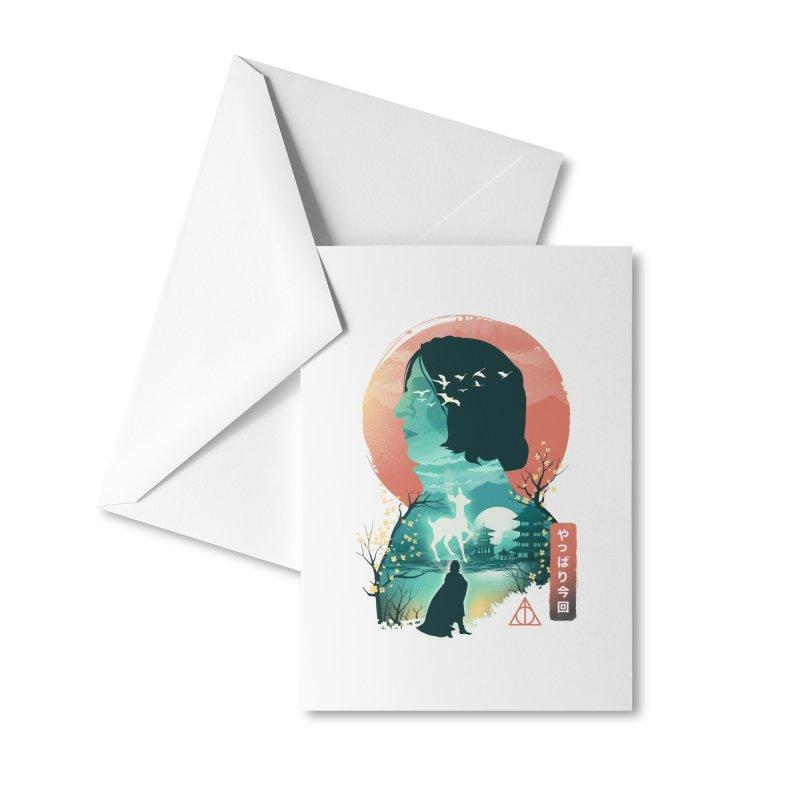 Always Ukiyo E Accessories Greeting Card by dandingeroz's Artist Shop