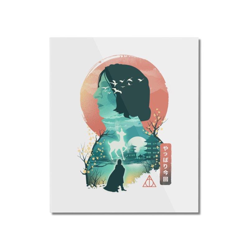 Always Ukiyo E Home Mounted Acrylic Print by dandingeroz's Artist Shop