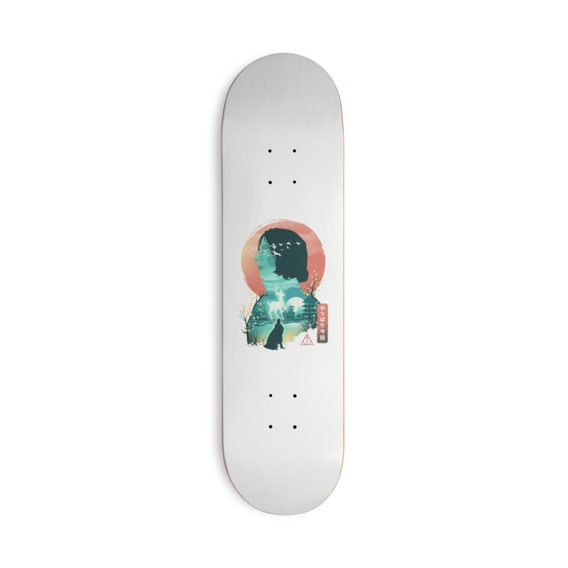 Always Ukiyo E Accessories Skateboard by dandingeroz's Artist Shop