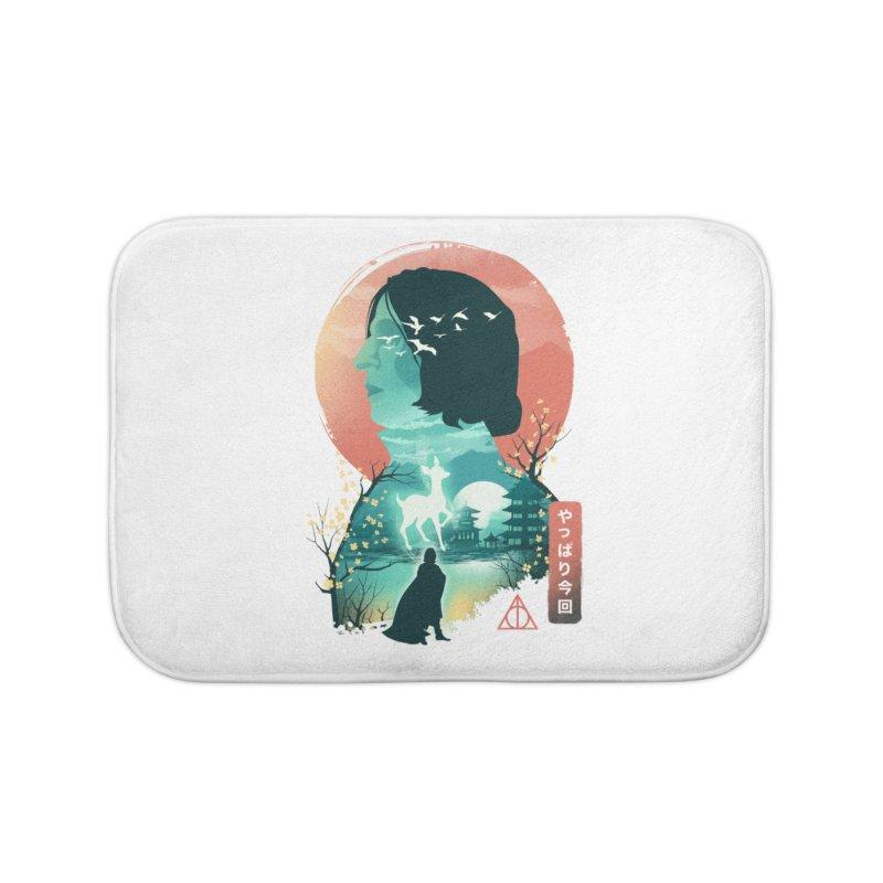 Always Ukiyo E Home Bath Mat by dandingeroz's Artist Shop