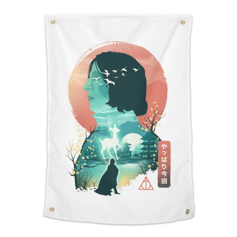 Always Ukiyo E Home Tapestry by dandingeroz's Artist Shop