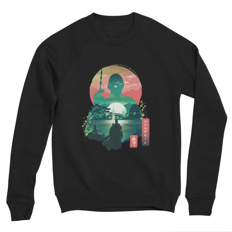 Wizard Ukiyo Men's Sweatshirt by dandingeroz's Artist Shop