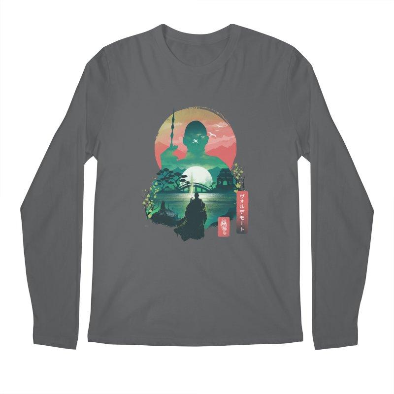 Wizard Ukiyo Men's Longsleeve T-Shirt by dandingeroz's Artist Shop