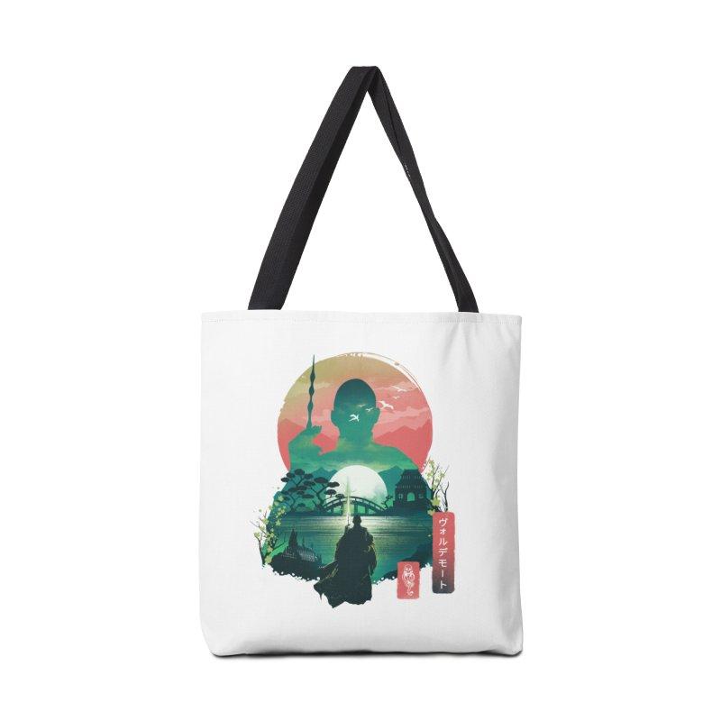 Wizard Ukiyo Accessories Bag by dandingeroz's Artist Shop