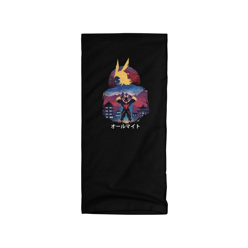 Ulta Plus Sunset Accessories Neck Gaiter by dandingeroz's Artist Shop