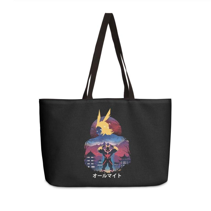 Ulta Plus Sunset Accessories Bag by dandingeroz's Artist Shop