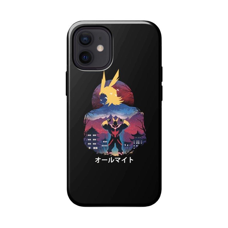 Ulta Plus Sunset Accessories Phone Case by dandingeroz's Artist Shop