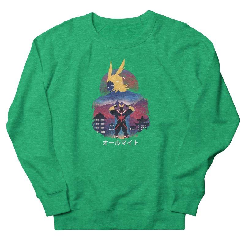 Ulta Plus Sunset Women's Sweatshirt by dandingeroz's Artist Shop