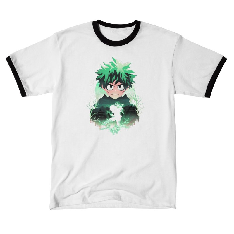 Deku Sunset Women's T-Shirt by dandingeroz's Artist Shop