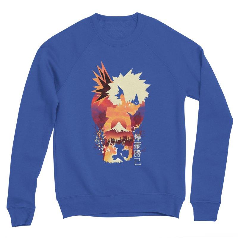Bakugou Sunset Women's Sweatshirt by dandingeroz's Artist Shop