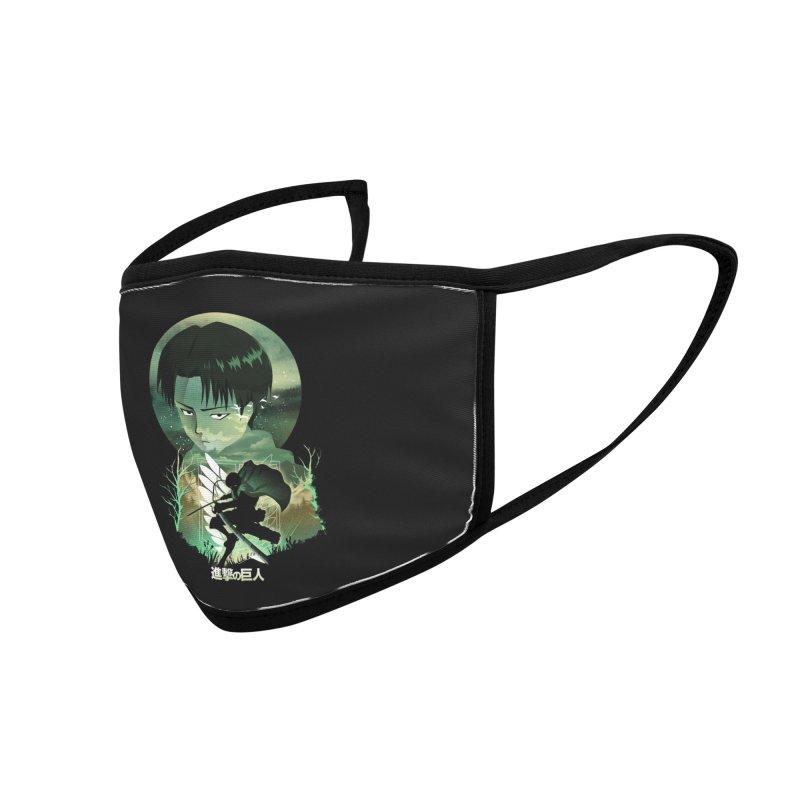 Levi Sunset Accessories Face Mask by dandingeroz's Artist Shop