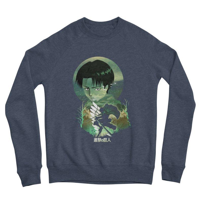 Levi Sunset Men's Sweatshirt by dandingeroz's Artist Shop