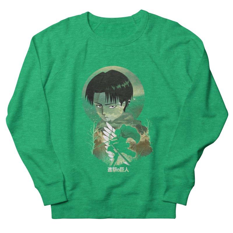 Levi Sunset Women's Sweatshirt by dandingeroz's Artist Shop
