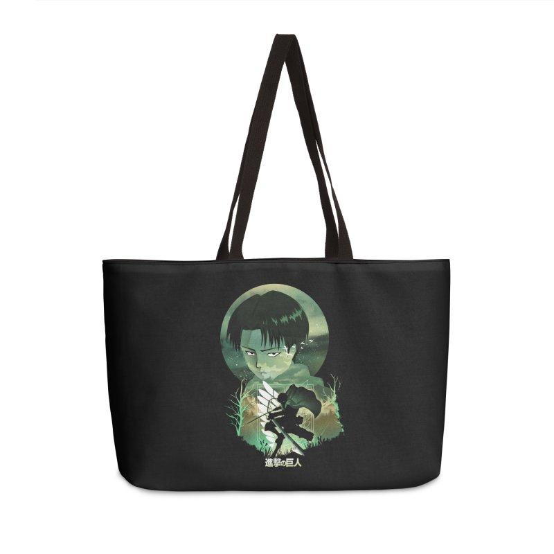 Levi Sunset Accessories Bag by dandingeroz's Artist Shop