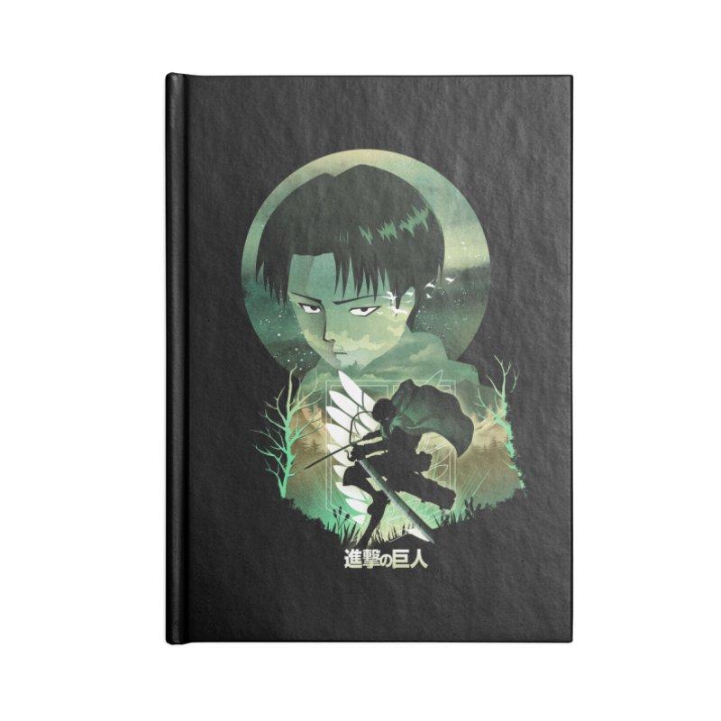 Levi Sunset Accessories Notebook by dandingeroz's Artist Shop