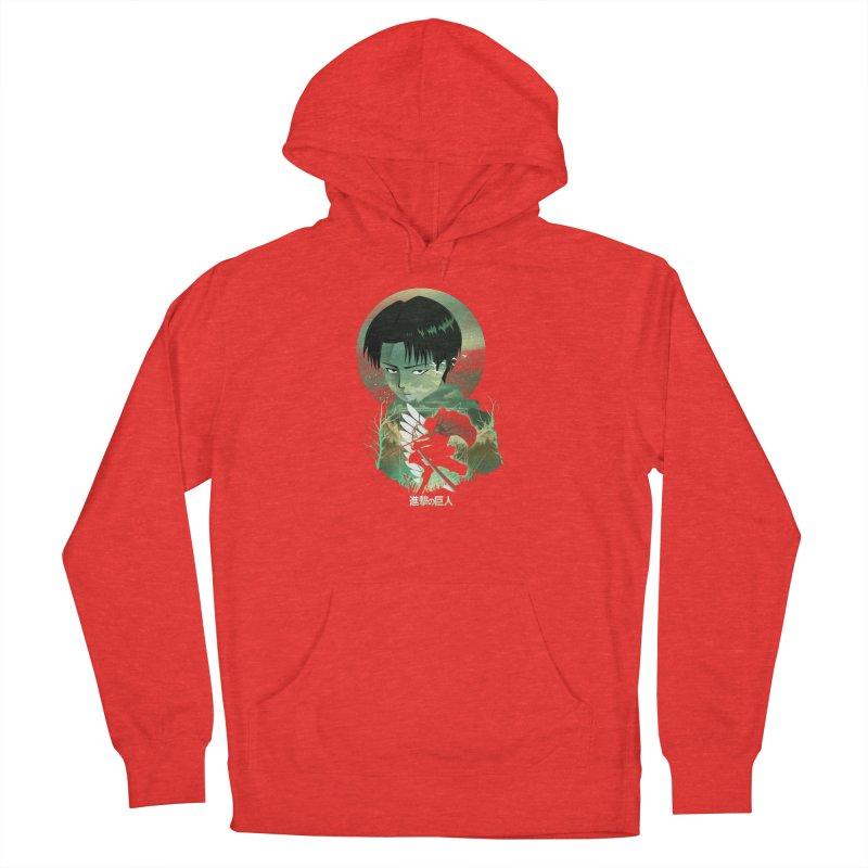 Levi Sunset Men's Pullover Hoody by dandingeroz's Artist Shop