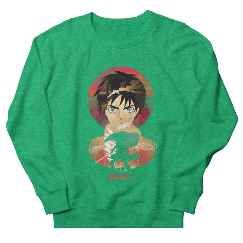 Eren Sunset Women's Sweatshirt by dandingeroz's Artist Shop