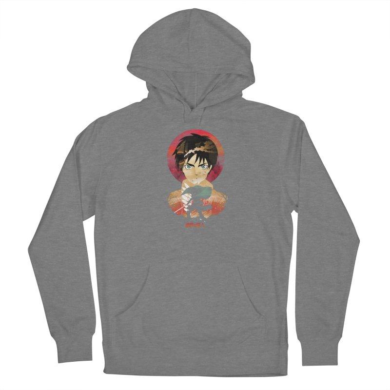Eren Sunset Men's Pullover Hoody by dandingeroz's Artist Shop