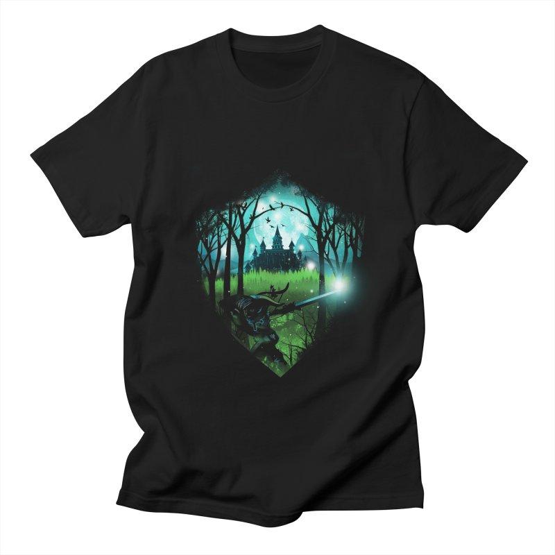 Wild Adventure Women's Unisex T-Shirt by dandingeroz's Artist Shop