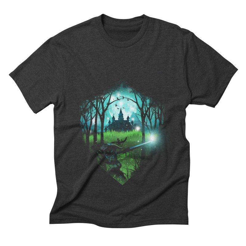 Wild Adventure Men's Triblend T-shirt by dandingeroz's Artist Shop
